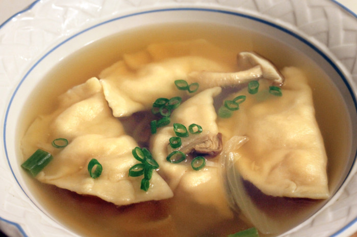 Lunar New Year: Korean Dumpling Soup