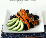 Detoxifying Nori Salad - Peaceful Dumpling