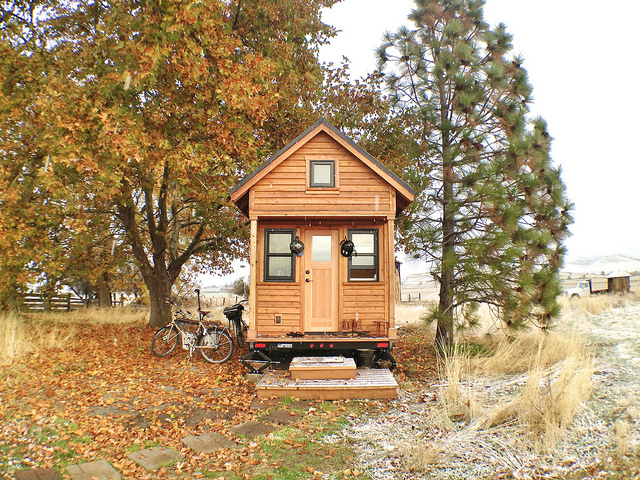 simple living  could you live in a tiny house