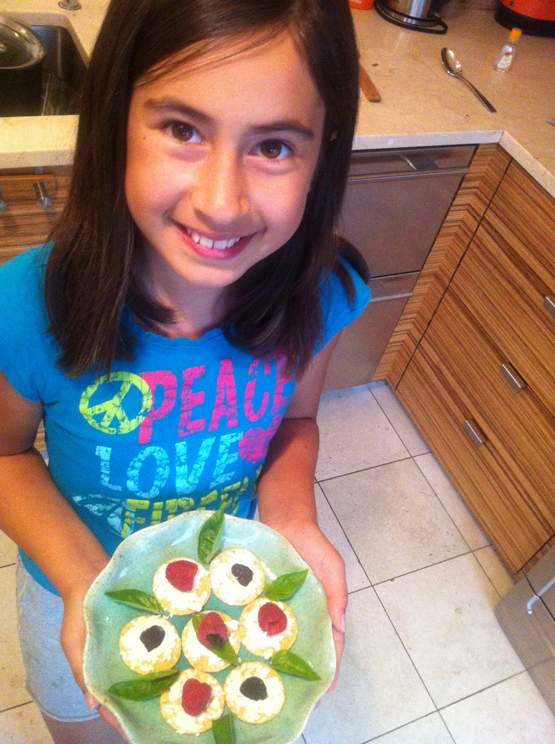 The Good Earth: Healthy Eating for My Daughter