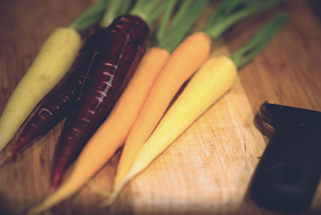 27 carrots - a story from a zen monastery