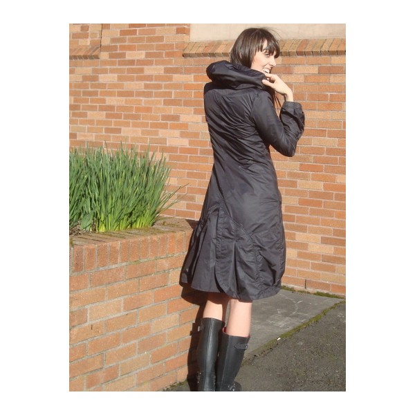 eco-friendly rain coat by PDX boutique