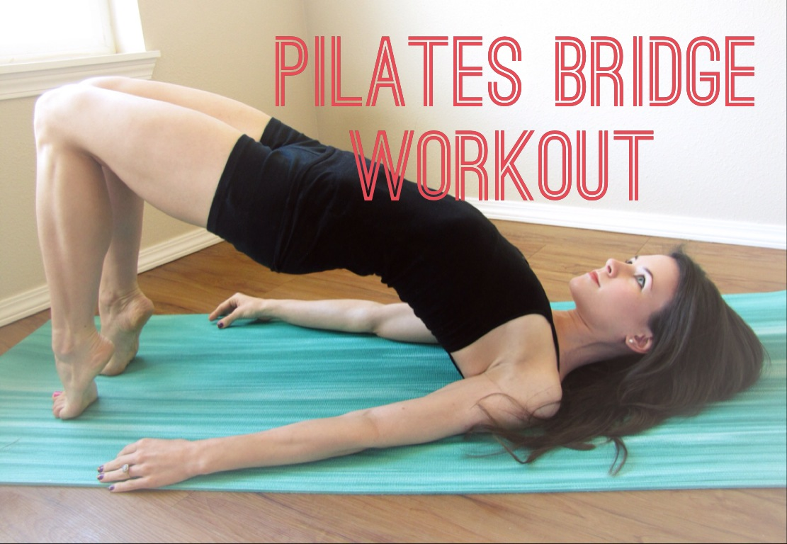 Pilates Bridge Workout