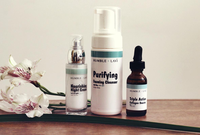 Beauty Review: Humble + Lavi Skincare