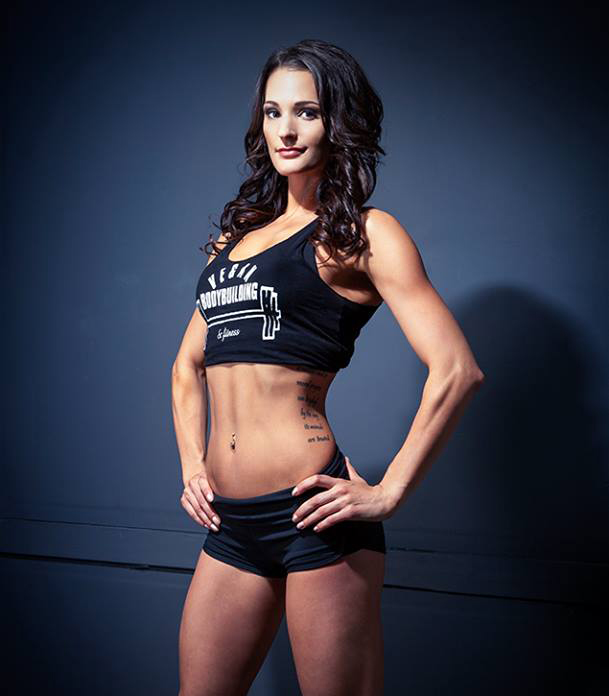 Interview: Top Vegan Bikini Competitor Samantha Shorkey