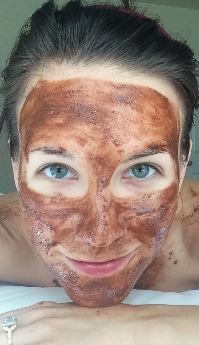 Natural Beauty: Maca Cacao Clay Mask