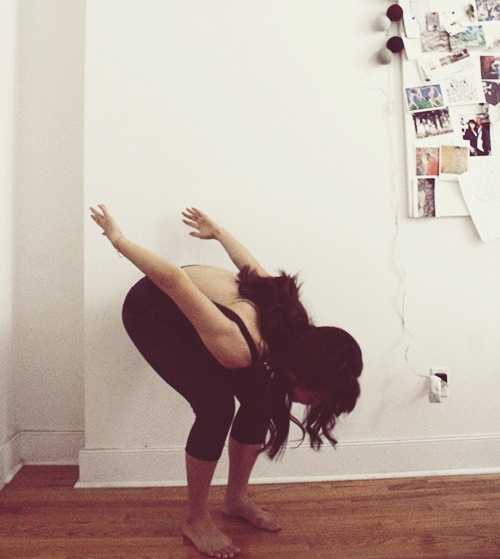 Yoga for Lifting and Toning the Butt | Peaceful Dumpling