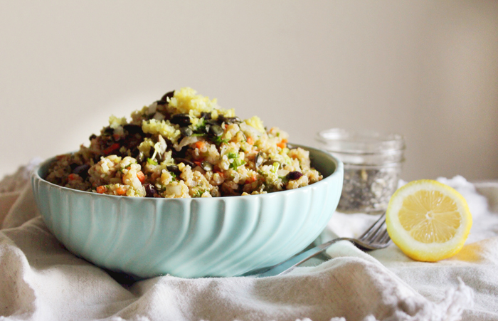 Vegan Salad Recipes: Spicy Lentil and Quinoa Salad