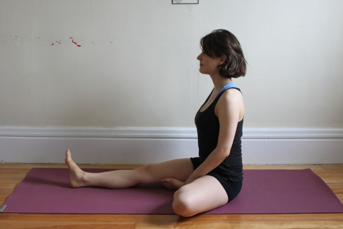 Ashtanga Yoga Poses for Opening Your Hips | Peaceful Dumpling