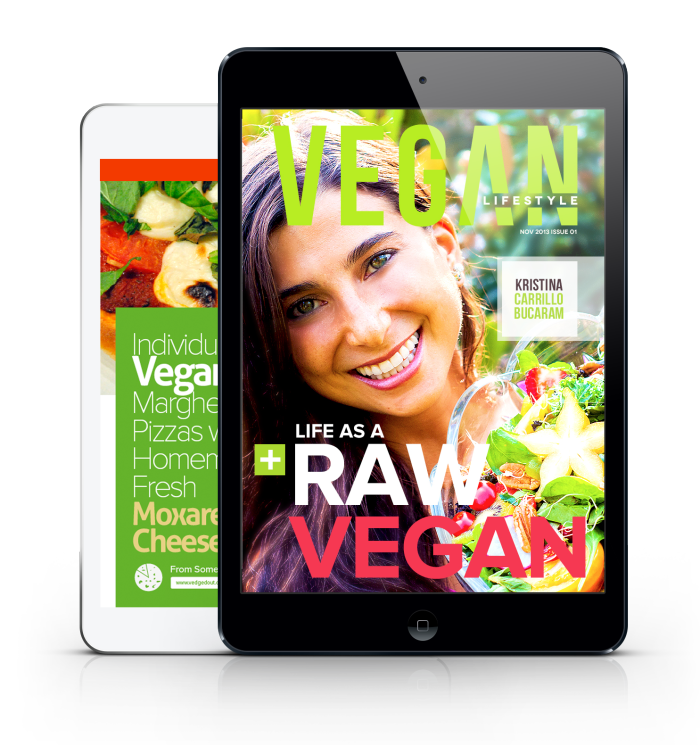 5 Vegan and Wellness Indie Magazines You'll Love | Peaceful Dumpling