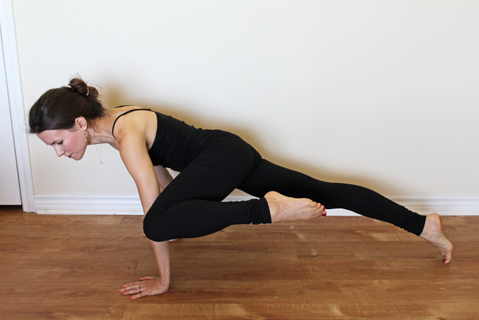 5 Poses for a Morning Yoga Routine | Peaceful Dumpling