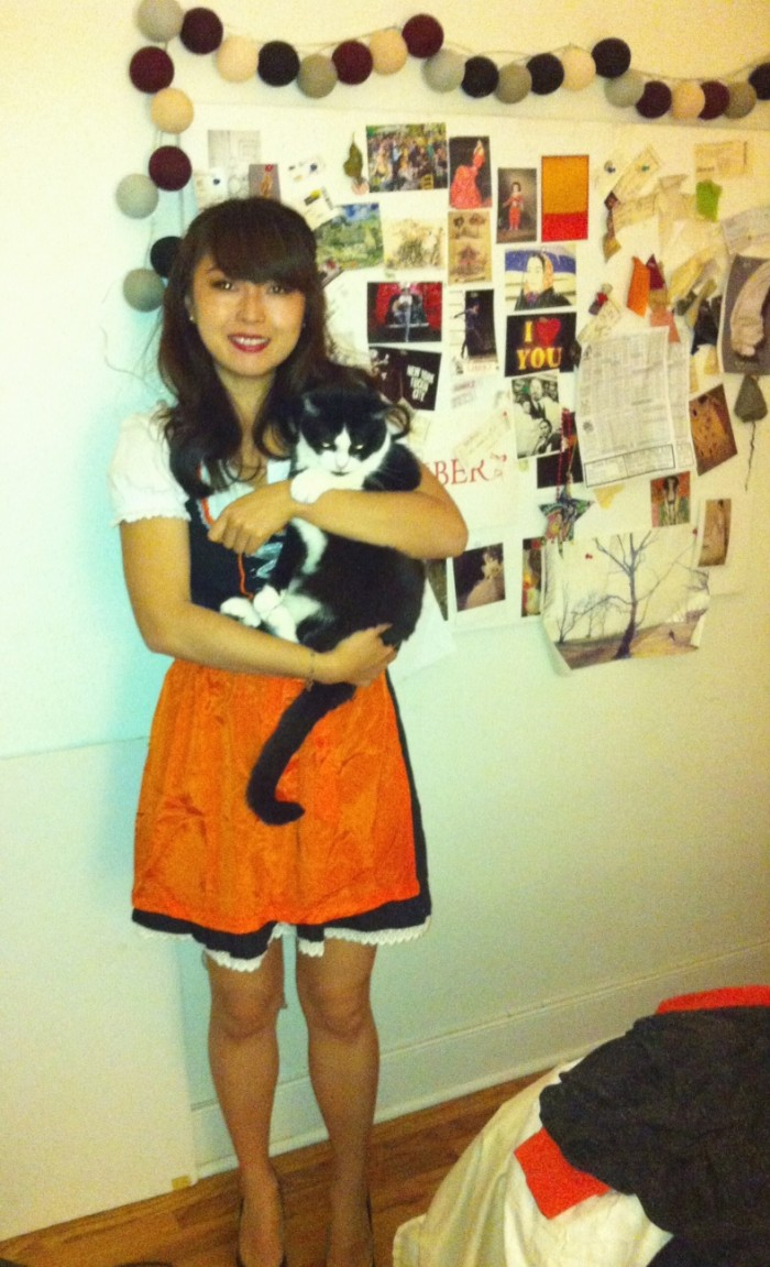 Cute Halloween Costume Ideas You Already Have in Your Closet