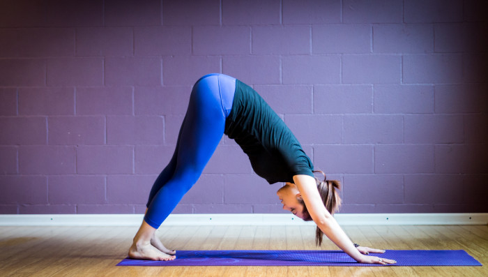 Yoga for the Holidays: Power Flow for Stress