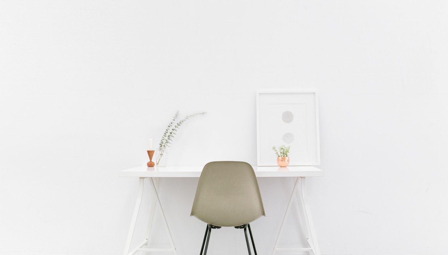 5 Steps to Declutter Your Workspace for Increased Productivity | Peaceful Dumpling