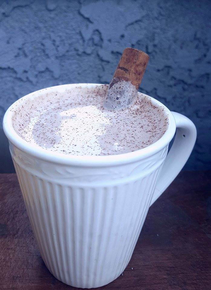 Vegan Mexican Recipes: Champurrado (Chocolate Drink)