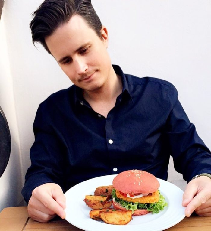 Vegan Man Crush Monday: Christian Ottesen