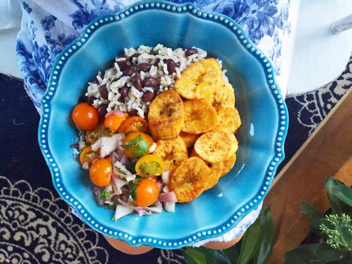 Vegan Jamaican Recipes: Chili Lime Plantains