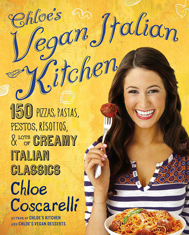 Girl Crush & Vegan Chef Chloe Coscarelli Shares Her Healthy Vegan Swaps