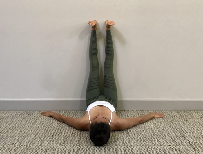 4 Wall Stretches That Will Loosen The Tightest Hamstrings
