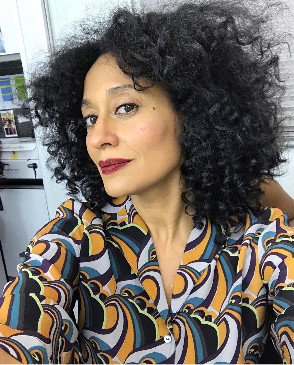 See How Tracee Ellis Ross Gets Goddess Skin (And Slays All Day)