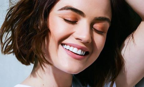 Double Cleansing Keeps Lucy Hale's Skin Breakout-Free. Try It For Yourself!