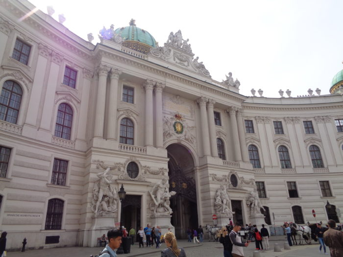 Operas, Museums, Coffee and Comfort Food; A Vegan gets Lost In Vienna