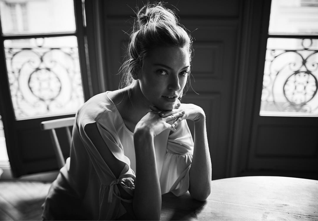 Model Martha Hunt Reveals How She Maintains Her Svelte Figure & Stays Grounded