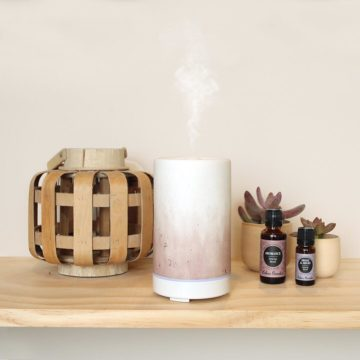 Essential Oil Diffuser Blends to Melt Stress