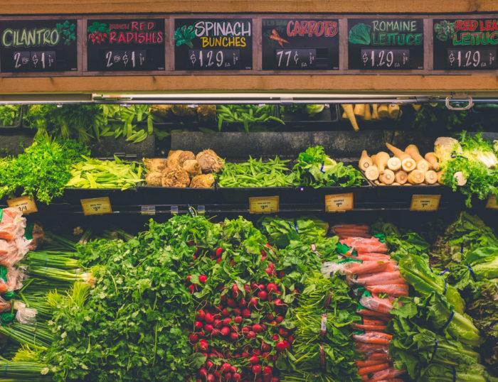100% Vegan Grocery Stores