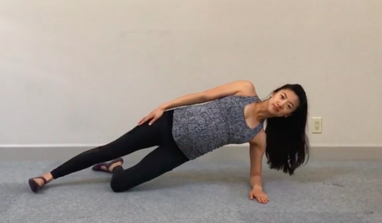The Pilates Workout That Got Pro Figure Skaters Ready For The 2018 Winter Olympics