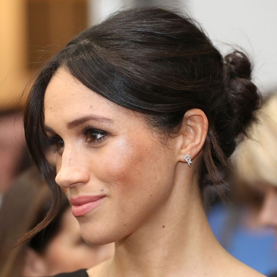 Let This Megan Markle Signature Makeup Routine Tide Your Over Until Royal Wedding