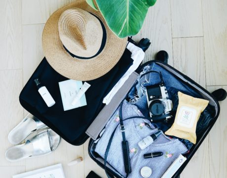Melt Away Flight Anxiety With These 5 Travel-Friendly Self-Care Techniques