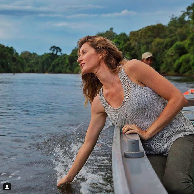 Gisele's Enviable Wellness Life Will Give You All The Feels