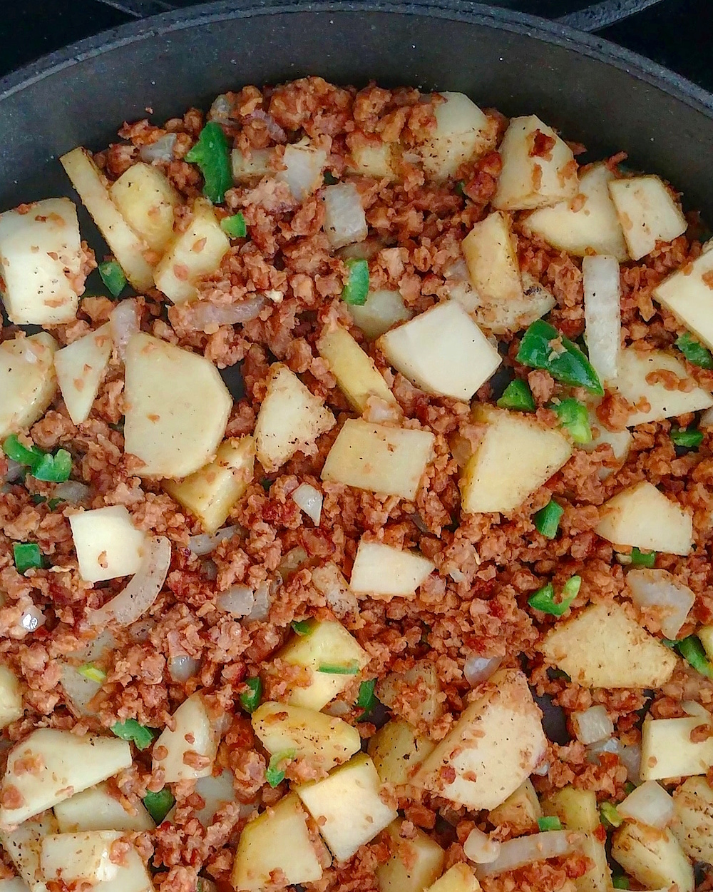 Vegan Mexican Recipes Picadillo Con Papas Ground Beef With Potatoes