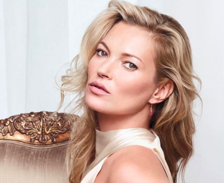 Kate Moss Uses This DIY Beauty Treatment To Clarify Pores & Firm Skin—& We're Into It