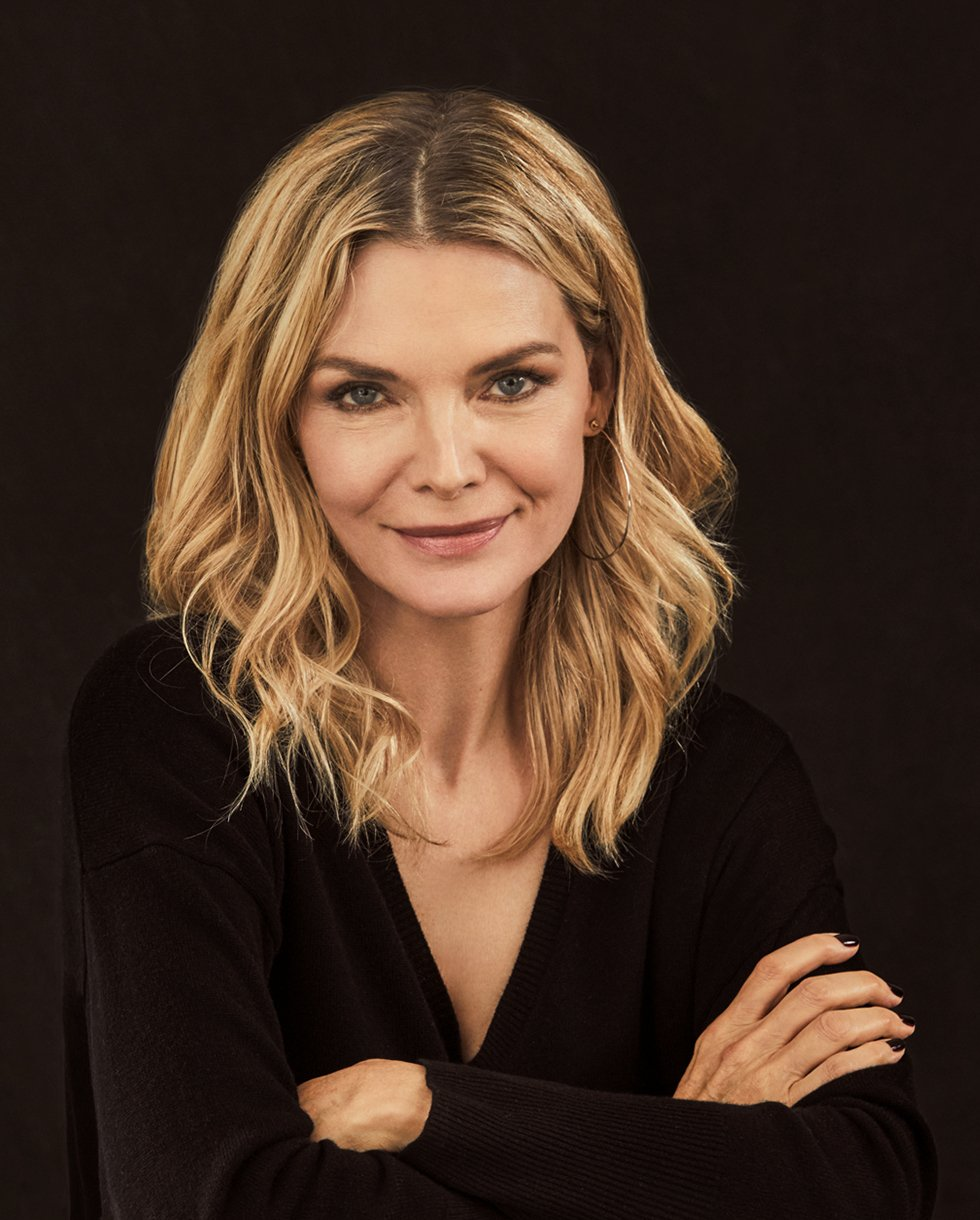 Hold Your Horses--Michelle Pfeiffer Just Launched 100% Clean Perfume Line