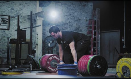 Let Clarence Kennedy, World's Strongest Vegan Athlete, Inspire Your BF To Finally Go Veg