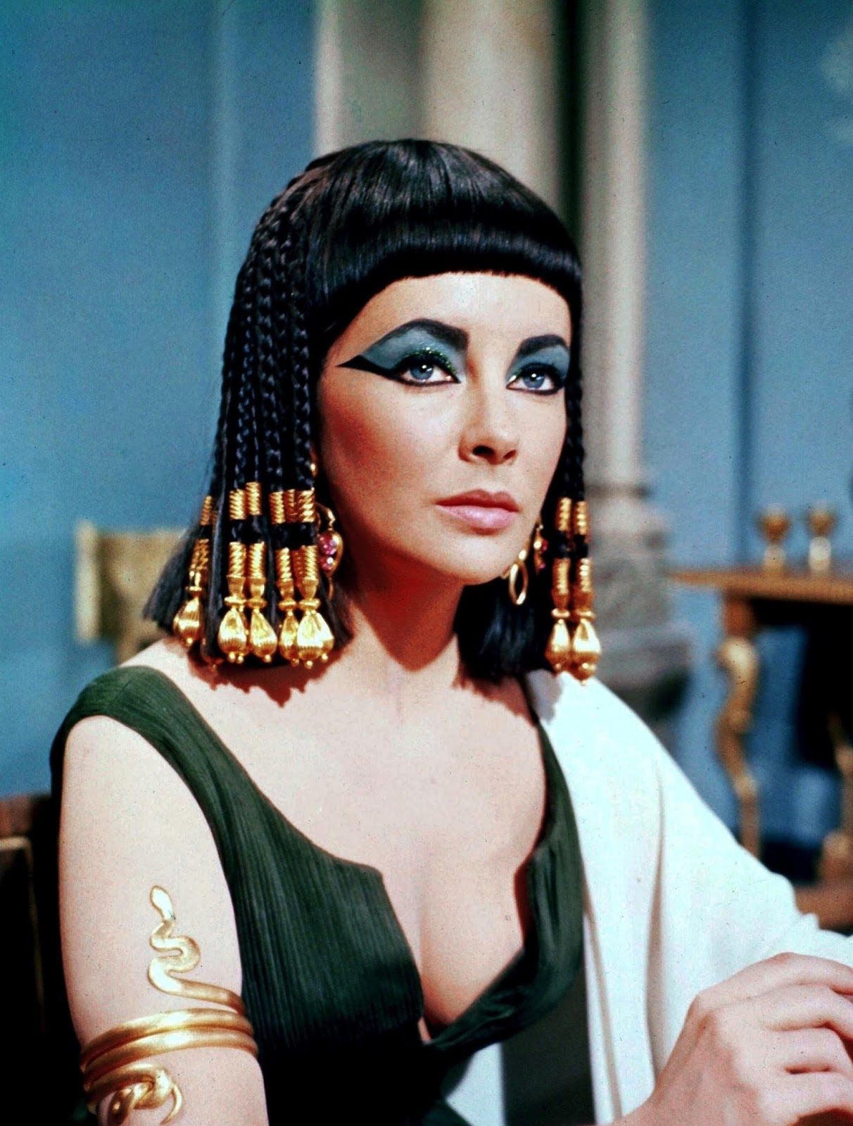 Cleopatra, who reportedly used black seed oil for beauty