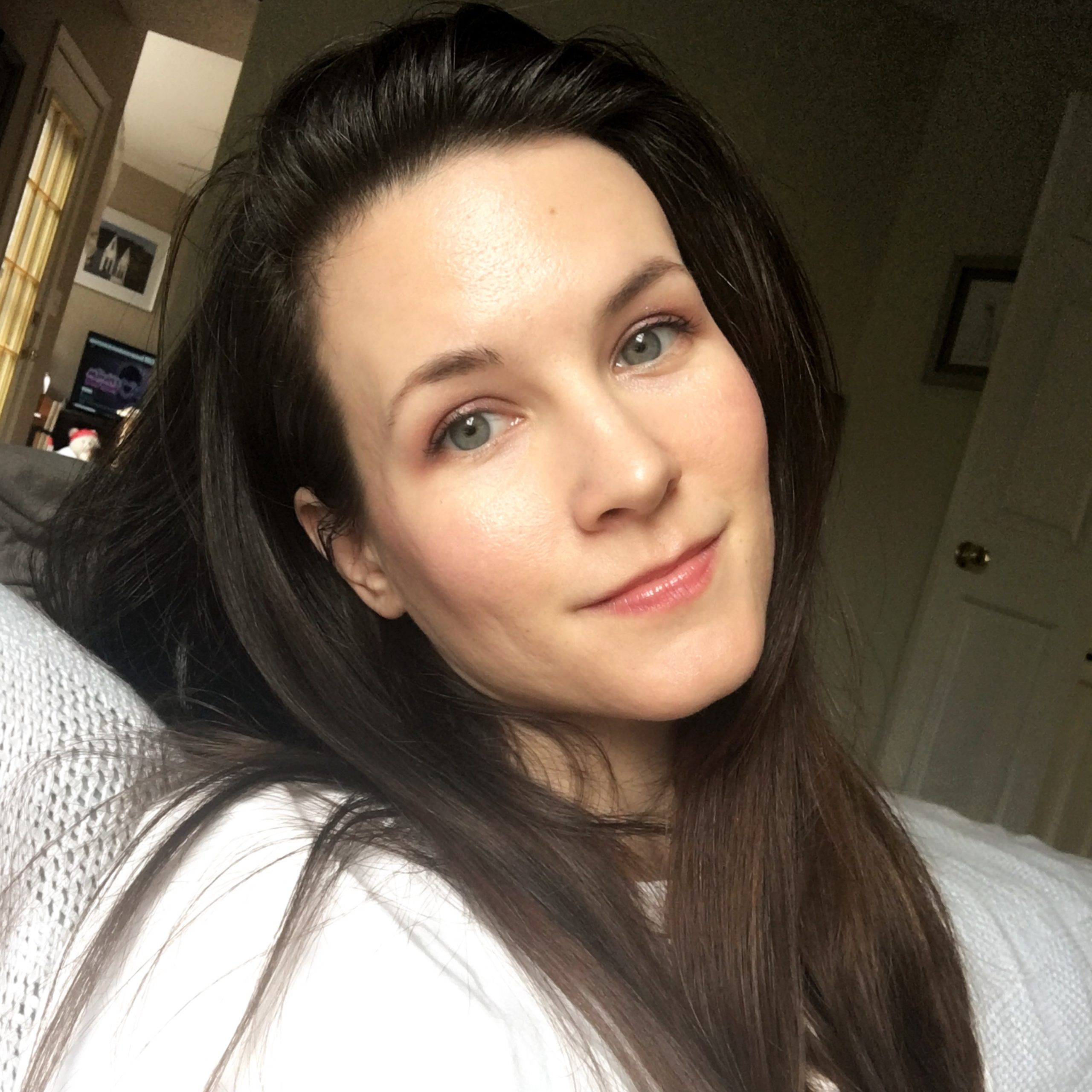 WFH Makeup That Makes Me Feel Pretty--And Less Like A Couch Gnome